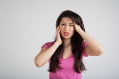 Allergy, Cold, Flu Royalty Free Stock Photography