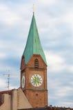 Allerheiligenkirche上午Kreuz,慕尼黑 免版税库存图片