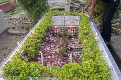 ` Allerseelen` Erinnerung Lizenzfreie Stockbilder
