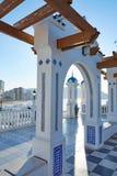 Allerta Alicante di Benidorm Mirador del Castillo Immagine Stock