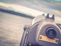 Allerta alla distanza immagini stock libere da diritti