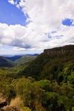 Allerta del canyon Immagine Stock