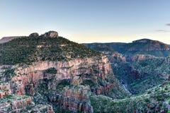 Allerta della collina di Becker - Arizona Fotografia Stock