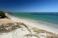 Allerta della spiaggia di Horrocks Australia occidentale l'australia Fotografie Stock Libere da Diritti