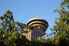 Allerta della torretta del porto, Vancouver Immagine Stock