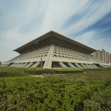 Allerta dello stadio di Yinchuan Fotografia Stock Libera da Diritti