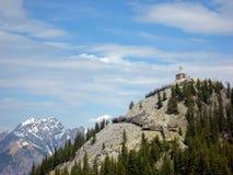 Allerta di Banff Fotografia Stock