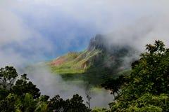 Allerta di Kalalau Fotografia Stock