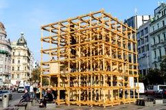 Allerta di legno Fotografie Stock Libere da Diritti