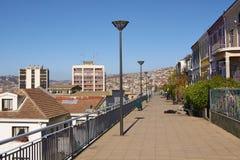 Allerta di Valparaiso Fotografia Stock