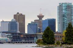 Allerta di Vancouver, Columbia Britannica Immagine Stock Libera da Diritti