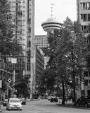 Allerta di Vancouver, Columbia Britannica Fotografie Stock