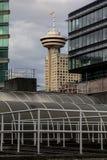 Allerta di Vancouver, Columbia Britannica Immagini Stock Libere da Diritti