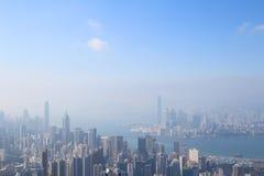 Allerta Hong Kong di Jardine s Fotografie Stock Libere da Diritti