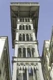 Allerta Lisbona Immagine Stock
