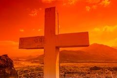 Allerta Meteora della trinità santa Fotografia Stock Libera da Diritti
