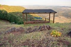 Allerta in montagna, Estremadura Fotografie Stock Libere da Diritti