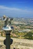 Allerta - San Marino Fotografie Stock