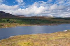 Allerta sopra Loch Ness, Scozia Fotografie Stock Libere da Diritti