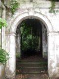 Allerton возвышается арка Стоковые Изображения