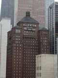 Allerton Hotel & Tip Top Tap Stock Photography