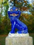 Allerton Park Fu Dog Royalty Free Stock Images