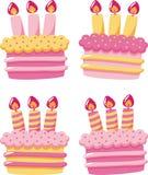 Alles Gute zum Geburtstag! =) stock abbildung
