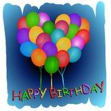 Alles Gute zum Geburtstag! Lizenzfreie Abbildung