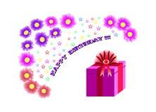 Alles Gute zum Geburtstag! Lizenzfreie Stockbilder