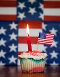Alles Gute zum Geburtstag Amerika! (Vertikale) Stockfoto