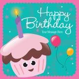 Alles- Gute zum Geburtstagkarte Stockfotos