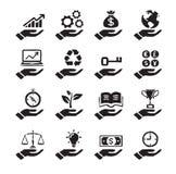ALLES HAND-AI01 Lizenzfreie Stockbilder
