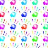 Alles Spektrum der Farbtöne Lizenzfreies Stockbild