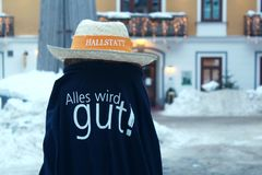 Alles wird gutt! Royalty Free Stock Photos