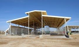 Allevamento nello stabilimento beduino Atir Immagine Stock Libera da Diritti