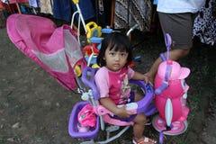 Allevare i bambini Fotografia Stock Libera da Diritti