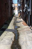Alley royalty free stock images