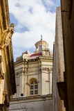 Alley ancient Mdina Royalty Free Stock Photos