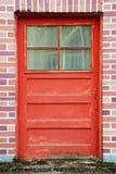 Alley Door Stock Photography
