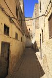 Alley in Fes Stock Photography