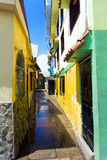 Alley in Guayaquil Stock Photos