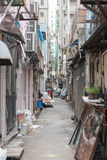 Alley Kowloon Stock Photography