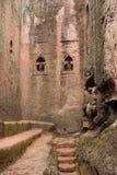 Alley in Lalibela, Ethiopia Royalty Free Stock Image