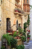 Alley in Mdina, Malta Stock Images