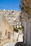 Alley, Modica Stock Images