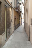 Alley in Palma de Mallorca Stock Image