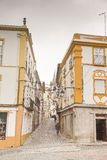 Alley Portalegre Portugal royalty free stock images