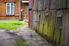Alley, Property, Road, Wall royalty free stock photo