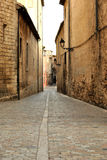 Alley in Spain Royalty Free Stock Image