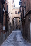 Alley in toledo Stock Photos